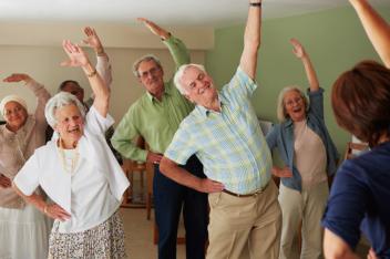 Terapia occupazionale per gli anziani